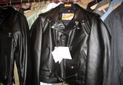 人気のレザージャケット