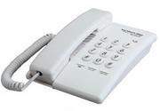 シンプルな家庭用電話機